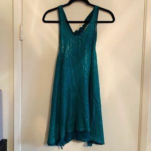 3.1 Phillip Lim Silk Sequin Dress